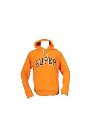Superfly Superfly 21104 Erkek Polar Sweat Turuncu 101212110418 Oranj